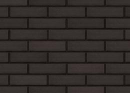 King Klinker 18 Volcanic black плитка