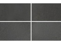 Platin schwarz фасадная неглазурованная плитка. Серия Westerwald. SDS Keramik