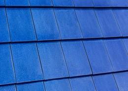 Cobert Lógica Plana Engobe total brilho Azul DUBAI