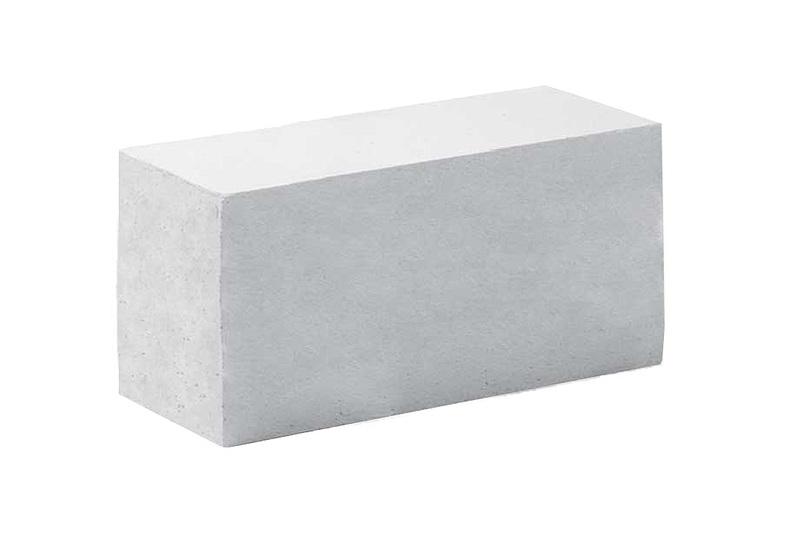 AEROC блок для стен гладкий D500