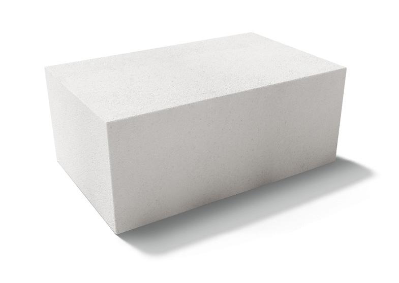 Стоунлайт блок для стен гладкий D400