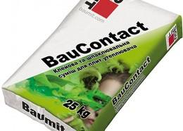 Baumit клей Бау Контакт