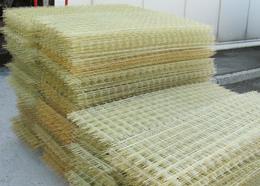 Стеклопластиковые композитные сетки