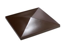 Завершение столба «Пирамида»