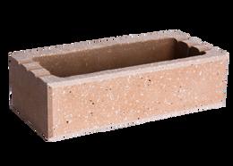 Кирпич антик тычковой стандартный для заборов и перегородок BZC-24 Brick House