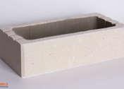 Стандартный магма Мрамор белый ВA-24 Brick House