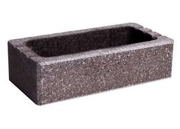 Стандартный полированный Парадиз коричневый Brick House