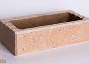 Стандартный полированный Тадж белый Brick House