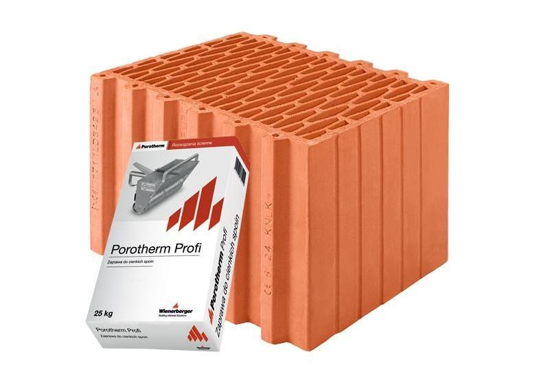 Porotherm 38 Profi