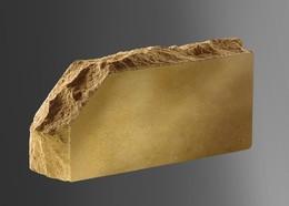 Облицовочный кирпич Литос стандартный полнотелый