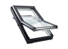 Окно с центральной осью открывания Designo WDF R45 K WD AL