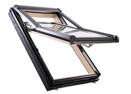 Окно с поднятой осью открывания Designo WDF R79 H WD AL