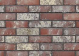 Клинкерная фасадная плитка Templarian treasure (HF42)