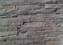 Сланец-Графит плитка ручной формовки