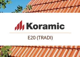 Wienerberger Koramic E20 (Tradi)